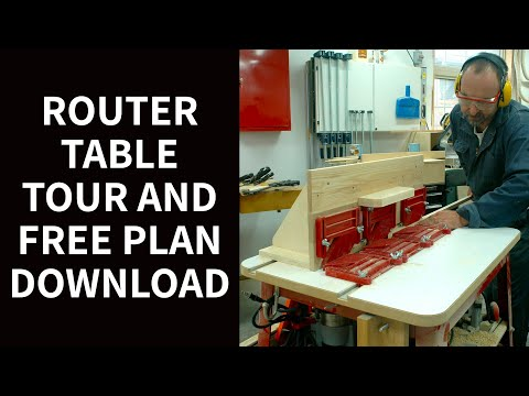 Router table tour and free plan download youtube router table tour and free plan download greentooth Image collections
