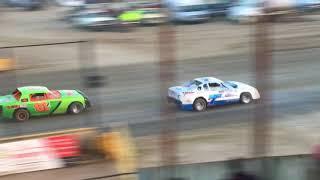 7W Waldorf Racing Purestock Feature 7-14-18 Viking Speedway