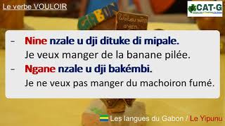 Parler le Yipunu (langue du Ga…