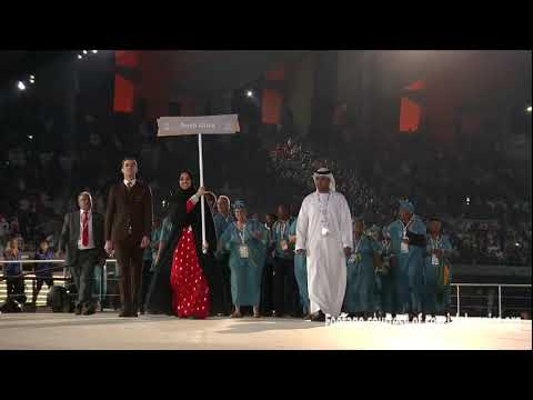 Harvest of Medals for African Stars at 2019 Special Olympics