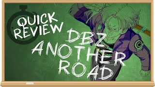Dragon Ball Z: Shin Budokai Another Road (PSP) - Quick Review