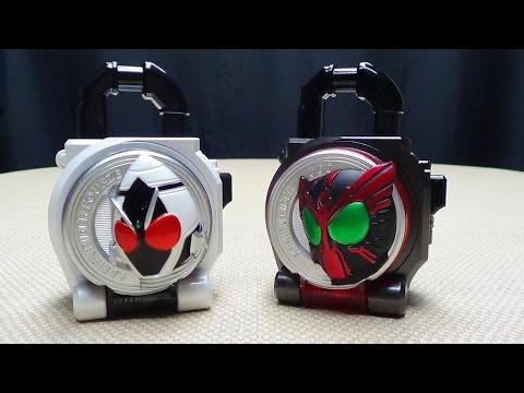 Kamen Rider Gaim DX FOURZE & OOO LOCKSEEDS: EmGo's Kamen Rider Reviews N' Stuff