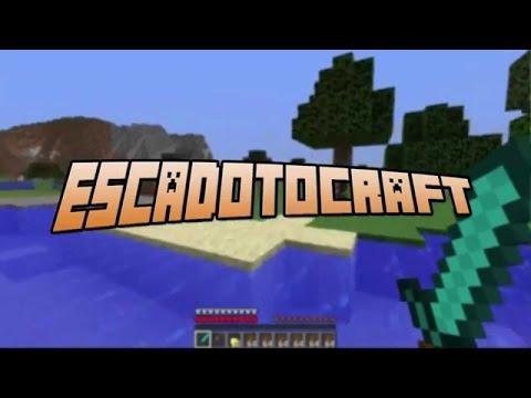 Escadotocraft #2 - Muitos minérios, Hitler e skype c/TOMASpires, JFMduarte, marco e bastiao09