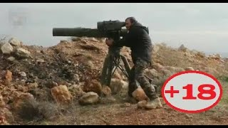 +18 | Turkish-backed militants using Guided Missiles | Second week of February 2020 | Syria