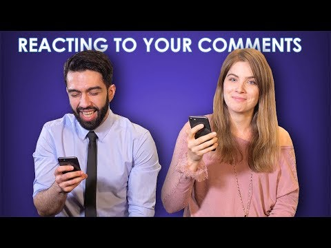 """""""You Know You&39;re Dating"""" Actors React to YOUR Comments 12"""
