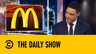 Download McDonald's Acquires Artificial Intelligence For Drive-Thru | The Daily Show With Trevor Noah Mp3 and Videos