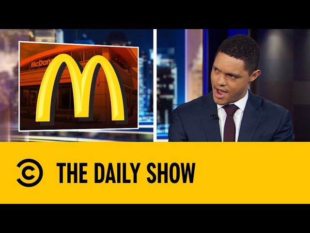 McDonald's Acquires Artificial Intelligence For Drive-Thru | The Daily Show With Trevor Noah