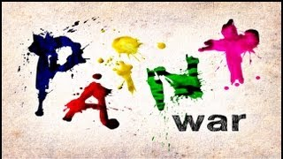 O JOGO MAIS DIFICIL DO MUNDO PAINT WARS