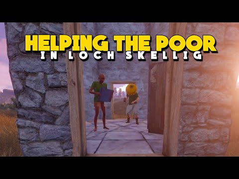 Helping The Poor (Rust Survival) #10