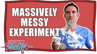 A Massively Messy Experiment | Operation Ouch | Nugget