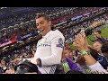 Реал Мадрид чемпионы Лиги чемпионов 2017. Роналду - Король вошедий в ИСТОРИЮ + ЭМОЦИИ