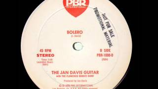 The Jan Davis Guitar with The Flamenco Boogie Band - Bolero