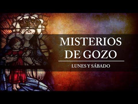 Santo Rosario en Video - Misterios de Gozo - Lunes y Sábado