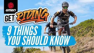 9 Things Every Beginner Mountain Biker Should Know | #GetRiding Week