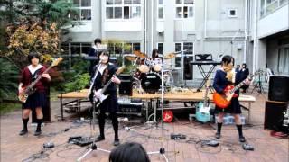 scandal 『 瞬間センチメンタル 』  -中庭ライブ-
