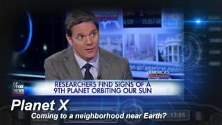 Planet X - Newest addition to the solar system -  the 9th planet