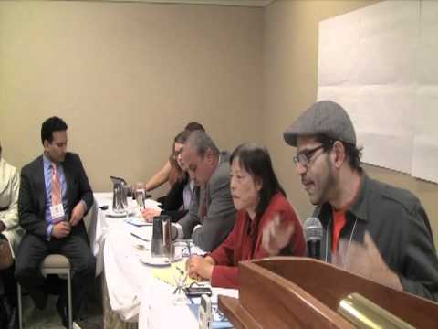 Media Policy Isues and Role of Ethnic Media and Media Advocates