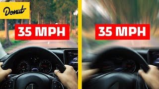 Why some slow cars FEEL fast