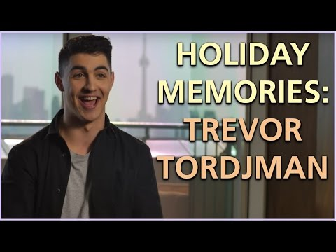 Holiday Memories - Trevor Tordjman