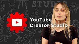 Полезности новой Творческой Студии YouTube | Creator Studio