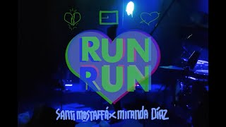 Santi Mostaffa - Run Run (Official Video) - ft. Miranda Diaz
