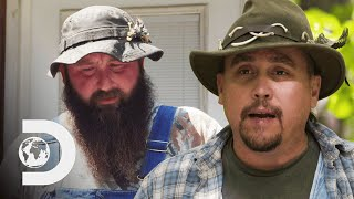 Mike Doesn't Help Partner Who Previously Bailed Him Out Of Trouble | Moonshiners