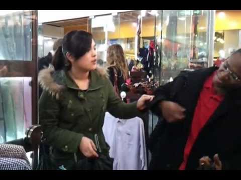Haggling in China   Nyron