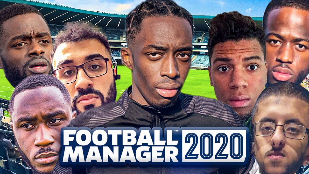 THOMAS HAS IT IN FOR VIKRAM!!! - FOOTBALL MANAGER ONLINE! EP#26