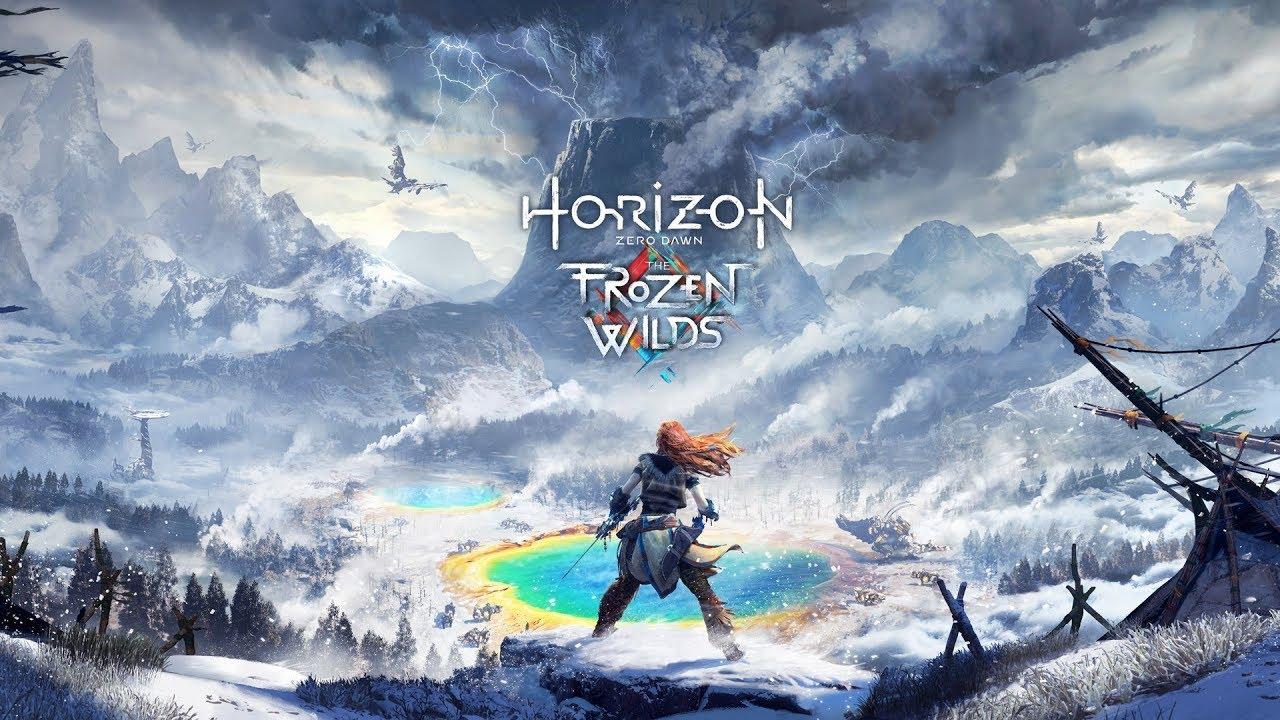 horizon zero dawn frozen wilds ile ilgili görsel sonucu