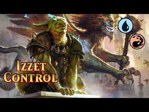Repeat Izzet CTRL  Bo1  Mazo Control- Mazo de Suscriptor  M20  MTG