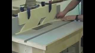 Essential Router Table Jigs  Featherboard   Fine Woodworking Video