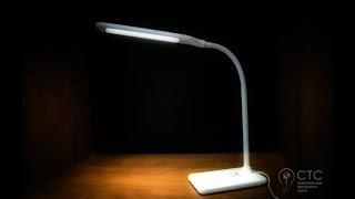 Настольный светильник Feron DE1067(, 2017-07-15T22:10:36.000Z)