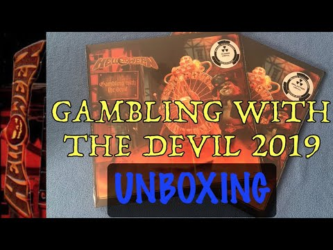 19 HELLOWEEN GAMBLING WITH THE DEVIL 2019 2LP NUCLEAR BLAST - UNBOXING Mp3