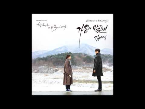 Kim Na Young - My Heart Speaks [MALE VERSION]