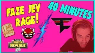Best Of FaZe Jev Raging - 40 MINUTES