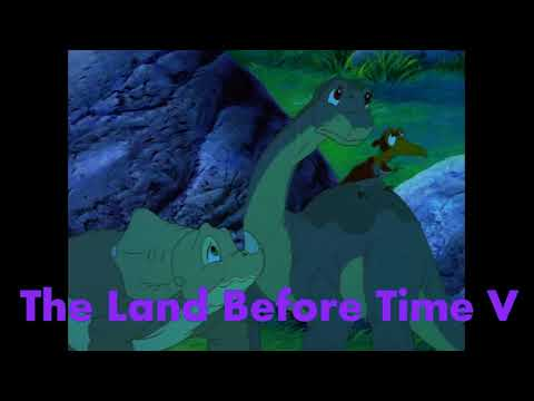 The Land Before Time V soundtrack Always There (Intro 1)