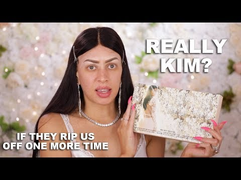 $100 For This REALLY?! KKW Beauty Mrs. West Collection thumbnail