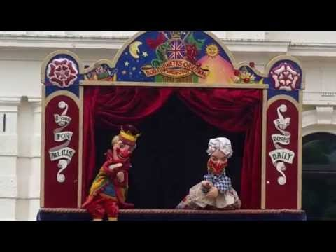 Rod Burnetts Punch and Judy Show 16/07/2016