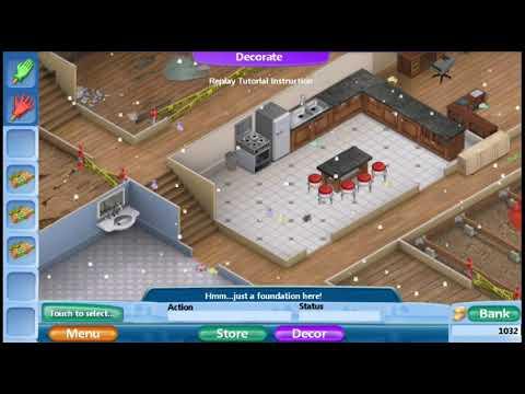 Cara bermain virtual families bagi pemula.