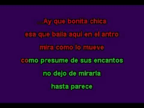 Roberto Jr   Le Quito Lo Fresa Karaoke.wmv