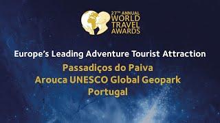 Passadiços do Paiva, Arouca UNESCO Global Geopark