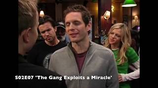 It's Always Sunny - Dennis' Eating Disorder