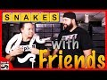 Snakes with Friends : JK Reptiles - Ep.101
