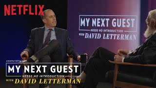 Jerry Seinfeld on Michelle Wolf and...Raisins | My Next Guest Needs No Introduction | Netflix