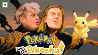 EN ROMANTISK BÅTTUR - Let´s Go Pikachu 3