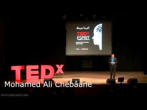 المدرسة مدرستك : Mohamed Ali Chebâane at TEDxESPRIT