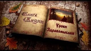 Уроки Здравомыслия на Книге Жизни