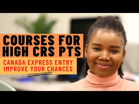 Increase Your CRS Points: Certifications + Diplomas To Boost Canada Express Entry Chances