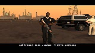 GTA san andreas - DYOM mission # 39 - Tenpenny way ( HD )