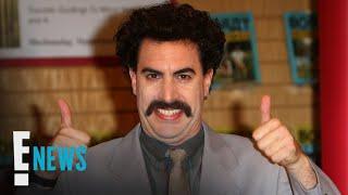 Borat Is Back and Rudy Giuliani Is Not a Fan